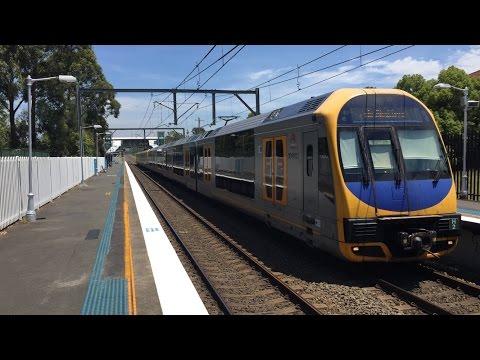 Sydney Trains Vlog 667: Werrington