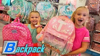 Back To School Shopping Haul in Reverse Alphabetical Order!