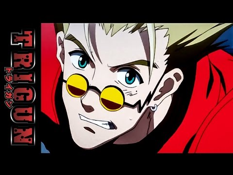Trigun: Badlands Rumble Blu-ray &amp; DVD trailer