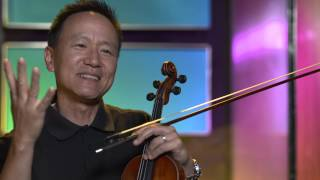 Learn about the Violin with Concertmaster David Kim (part 3 of 3)