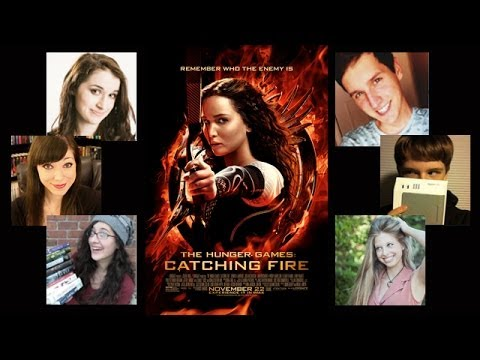 *SPOILERS* Catching Fire Movie Discussion!