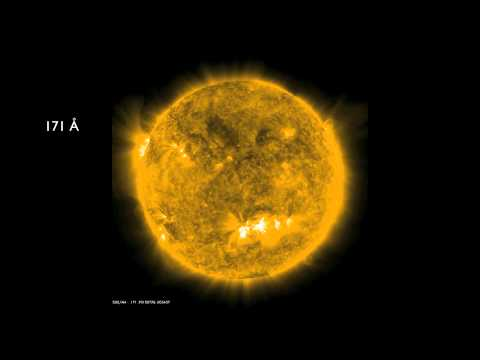 The Sun 2 Weeks With SDO/AIA (July 25 - August 7, 2010)