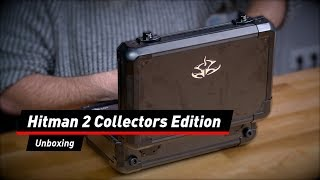 Unboxing: Hitman 2 Collectors Edition