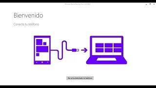 NOKIA LUMIA 950XL - Restaurar con  Windows Device Recovery Tool DESDE PC