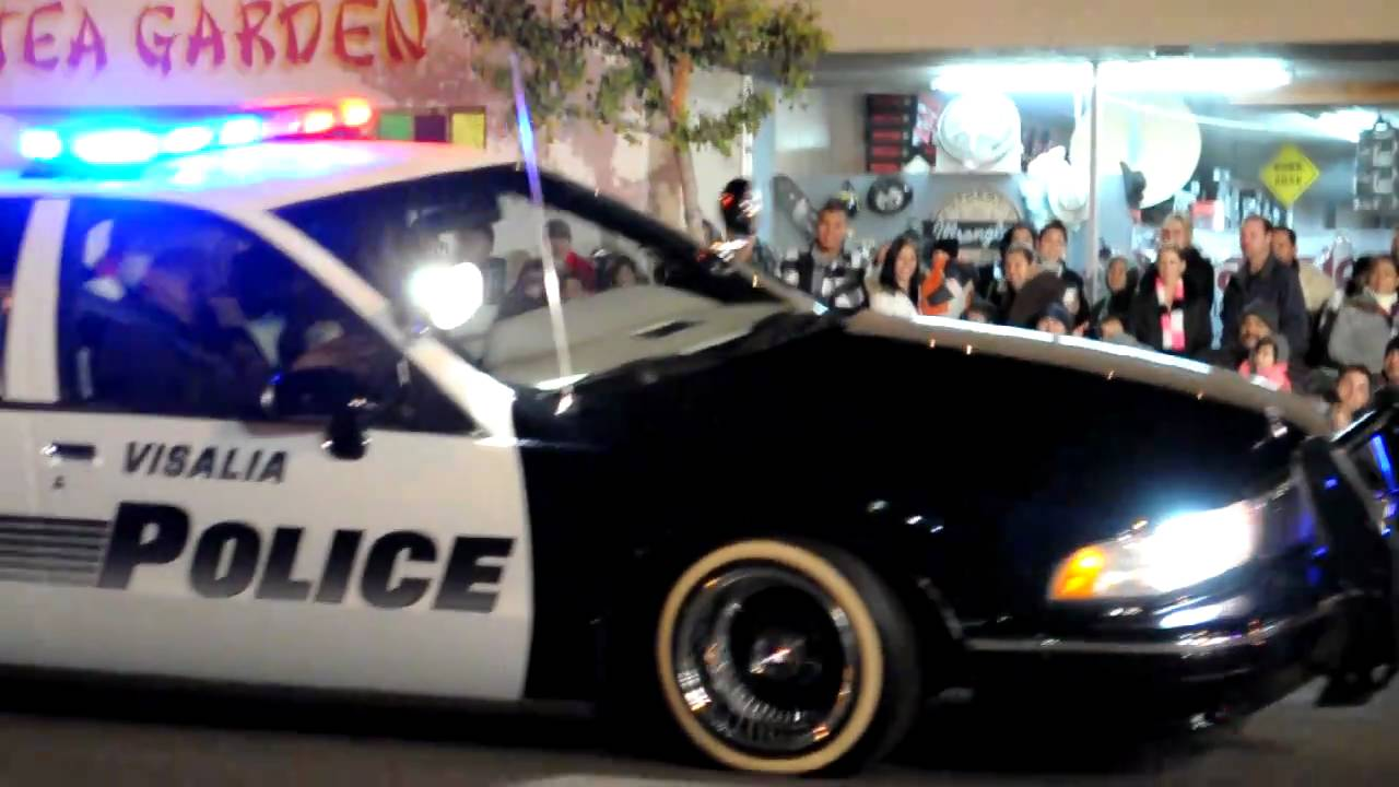 Police Lowrider Youtube