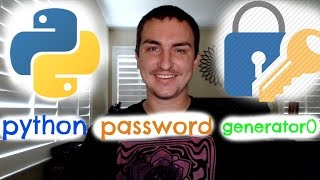 PYTHON PASSWORD GENERATOR()