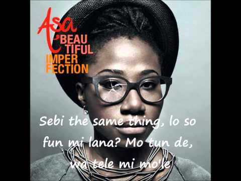 Asa - Bamidele (lyrics) video