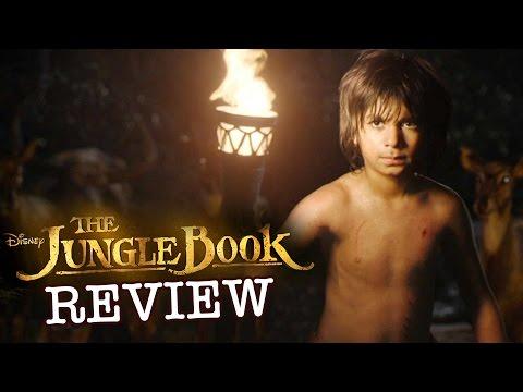 Bill Murray, Scarlett Johansson, Idris Elba in Disney's Jungle Book - FIlm Review