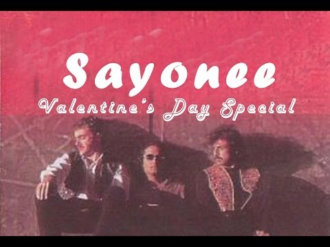 Junoon: Sayonee (cover) | 2014 Valentines Day Special Dedication video