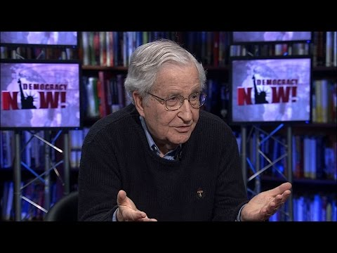 Noam Chomsky: After Dangerous Proxy War, Keeping Ukraine Neutral Offers Path to Peace with Russia