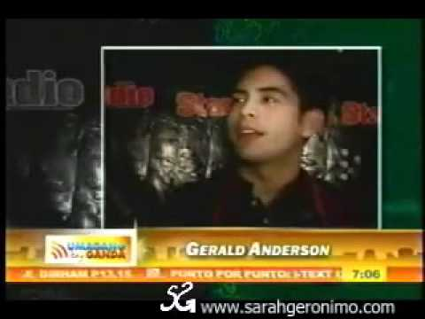 Sarah Geronimo and Gerald Anderson's unbelievable success