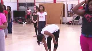 Bring It Sneak Peek - Dancing Dolls Practice