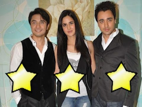 Mere Brother Ki Dulhan Imran and Katrina Kaif on Sony tv's Comedy