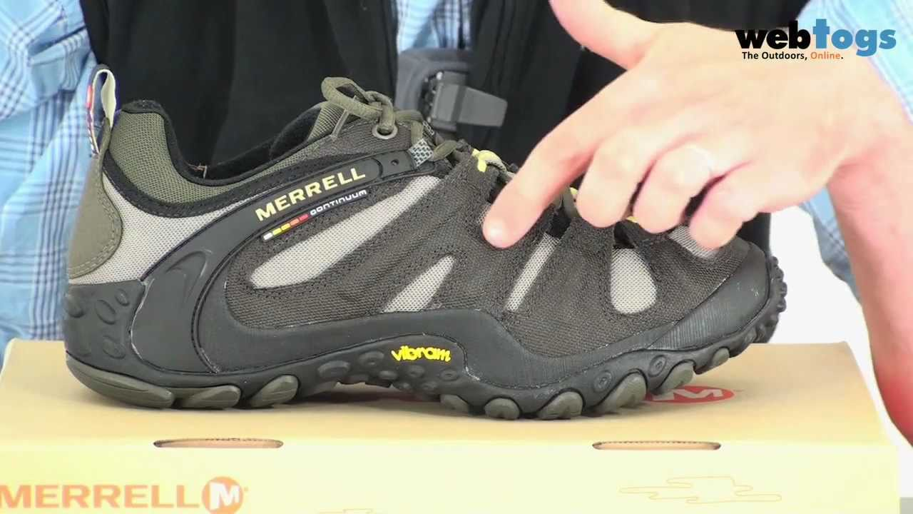 Merrell Ladies Walking Shoes Size
