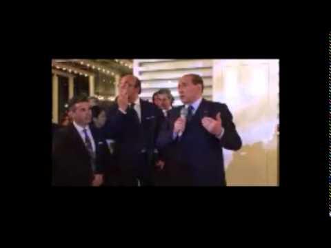 Silvio Berlusconi a Bisceglie, regionali Puglia 2015