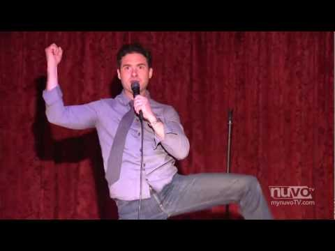 Prepping to be funny – Stand Up & Deliver Comedy Show