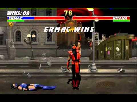 Ultimate Mortal Kombat 3 - Ermac Arcade Very Hard - SZ Valdes