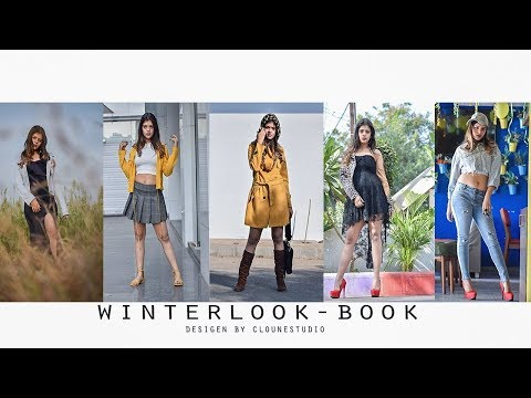 WINTER LOOKBOOK | 2K19 | (INDIAN)
