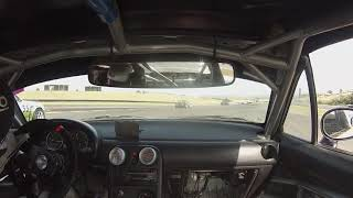 Roy Fulmer Back of the Field Start at Sonoma 2019