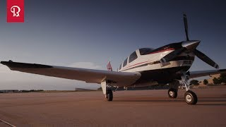 Local Flight in a Beechcraft Premier-Mutiple cameras