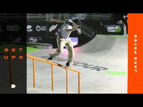 Setups: Jake Ilardi Explains his All Terrain Skateboard Complete