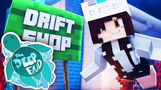 STARTING A NEW SHOP | The Deep End SMP Ep.8