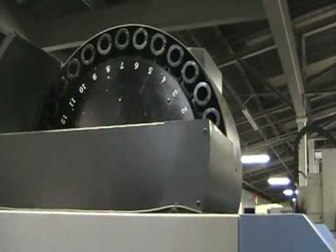 323819 Doosan DNM-400 Vertical Machining Center