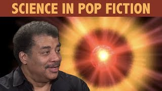 StarTalk Podcast: Science in Pop Fiction with Neil deGrasse Tyson