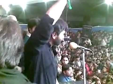 Nadeem Sarwar Live - Jahan Hussain Wahan (Part 1/2)