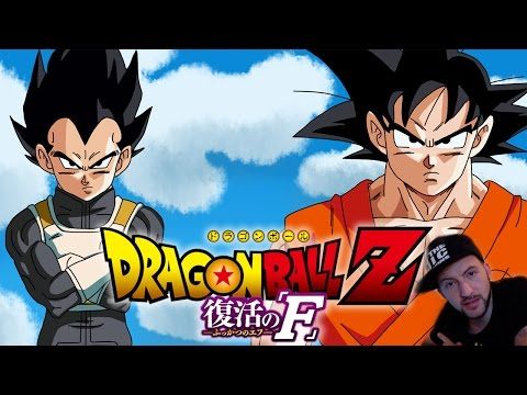 Dragon Ball Z Movie 2015 Teaser Trailer Full Hd: el Peor Deseo De La Historia [reseña Español] video