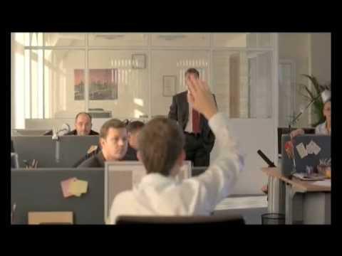 """Рекламная кампания Альфа-Банка 2009: ролик """"Офис"""""""
