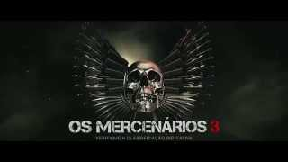 Os mercenarios 3 - Trailer Legendado
