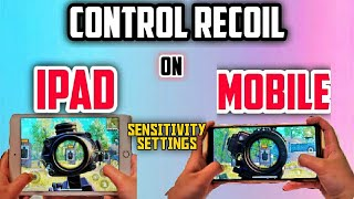 CONTROL RECOIL IN 5 MINUTES NO GYROSCOPE   PUBG MOBILE