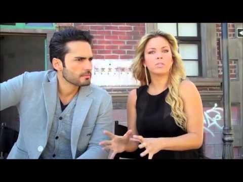 Ximena Duque y Fabián Ríos dicen si tienen o no romance en la vida ...