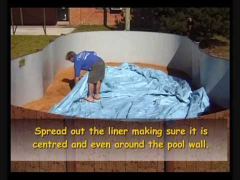 Keyhole Pool Installation P2