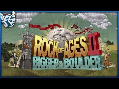 MÁM NEJVĚTŠÍ KOULE! | Rock of Ages 2 #1