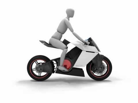 SHAVIT - Adjustable electric superbike