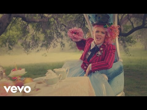 Pink Just Like Fire (From the Original Motion Picture Alice Through The Looking Glass) new videos