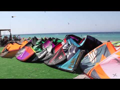 Kite trip in Dodecanese Islands Greece