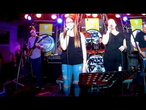Rúzsa Magdi - Felveszem a Szárnyakat - Rocksuli Évzáró Koncert 2017. 06. 16.