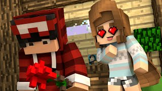 PRIMEIRO ROMANCE ‹ Minecraft Machinima ›