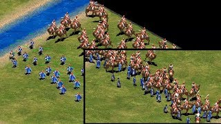 COMO FRENAR A LOS CAMELLOS DE IMPERIAL ESTAN ROTOS?? AGE OF EMPIRES 2