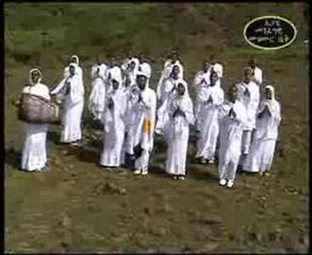 Ethiopian Orthodox Tewahedo Church Mezmur video
