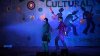 Couple Dance (Chumki Cholese Eka Pothe)- SUST EEE Cultural Night 2015