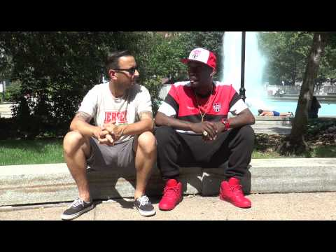 Stevie Williams Love Park Interview