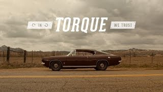 In Torque We Trust - 1967 Plymouth Barracuda Formula S