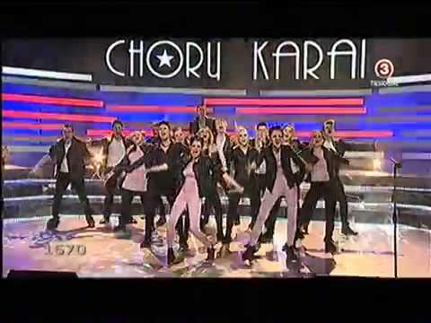 Chorų karai 2012. Kauno Božole choras (2012 02 12).mp4