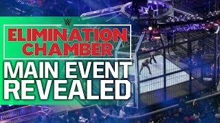 Main Event For WWE Elimination Chamber 2019 Revealed? | Becky Lynch