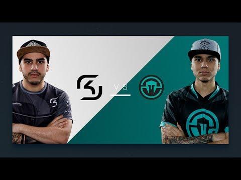 CS:GO - SK vs. Immortals [Mirage] - Round 2 Group A - Dallas Finals - ESL Pro League Season 5