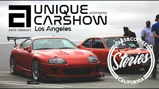SUPER RARE! Car Show at Autoconduct feat. James Pumphrey; Donutmedia- Cars & Coffee Stories